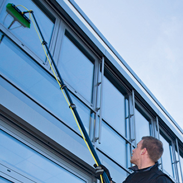 Facade cleaning - Unger