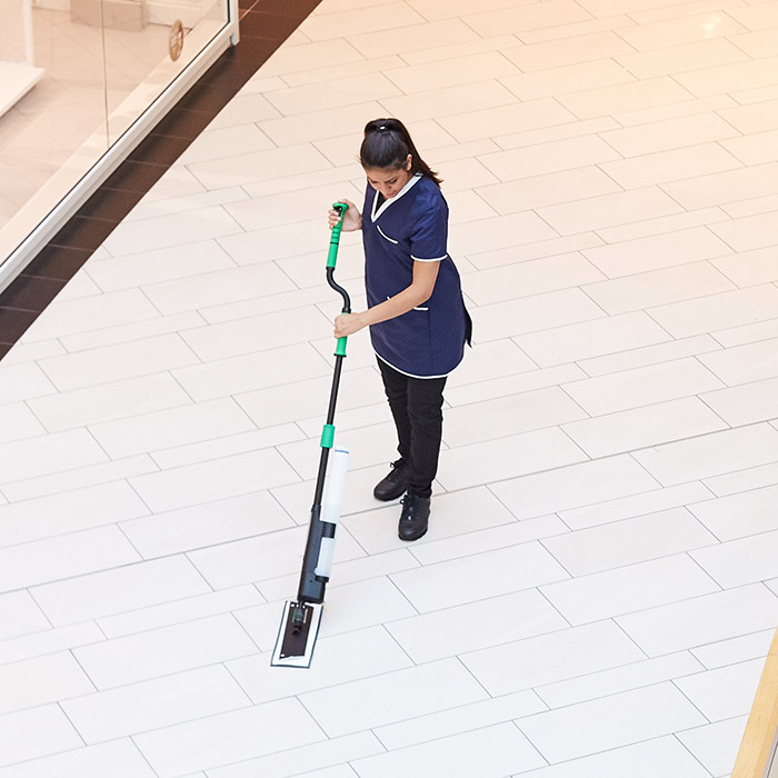 Products for floor cleaning