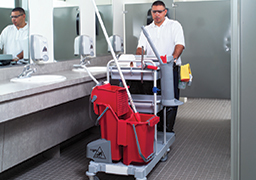 SmartColor cleaning trolley