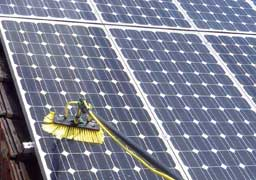 Unger Solar Cleaning Brochure