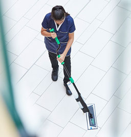 Unger Floor Cleaning