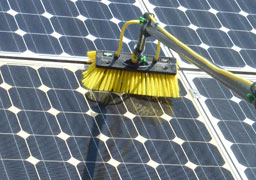 Unger Solar Cleaning