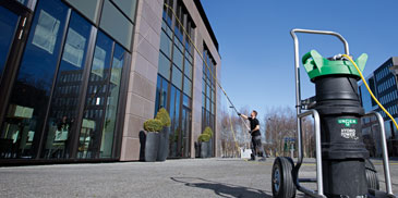 Unger Pure Water Window Cleaning