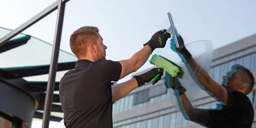 Unger traditional Window Cleaning