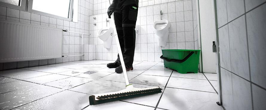 Floor handles